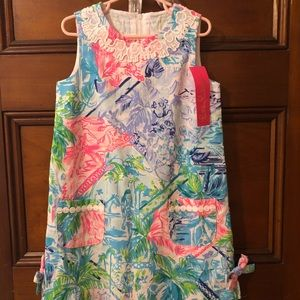 NWT Lilly Pulitzer girls shift